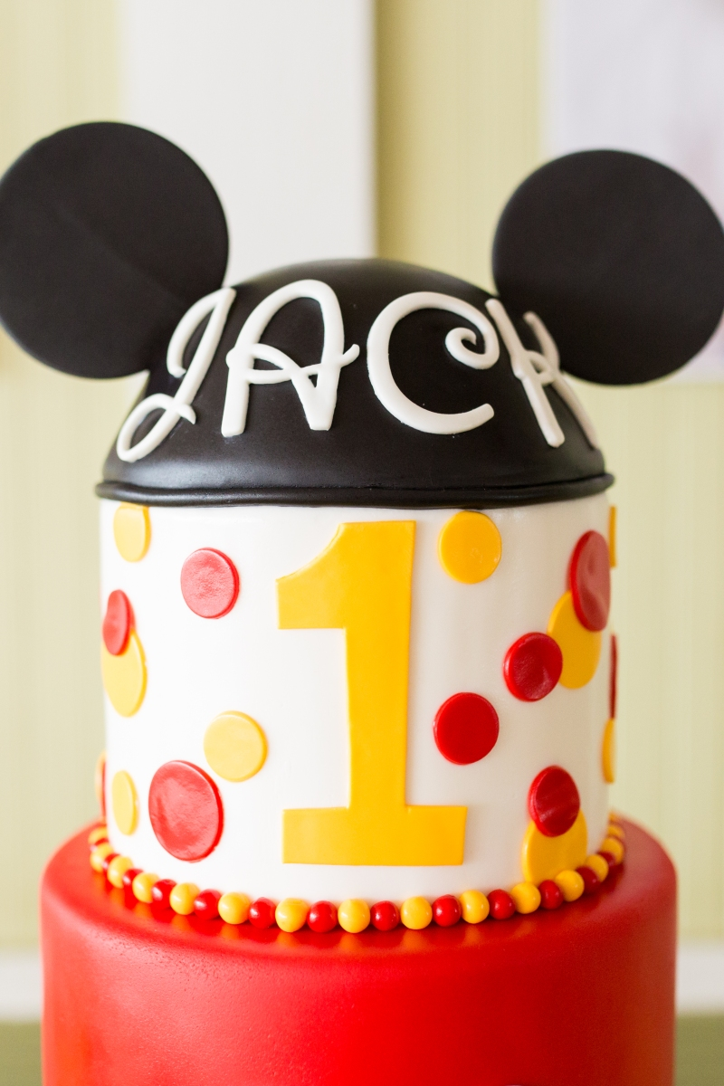 Jack's 1st Birthday Party