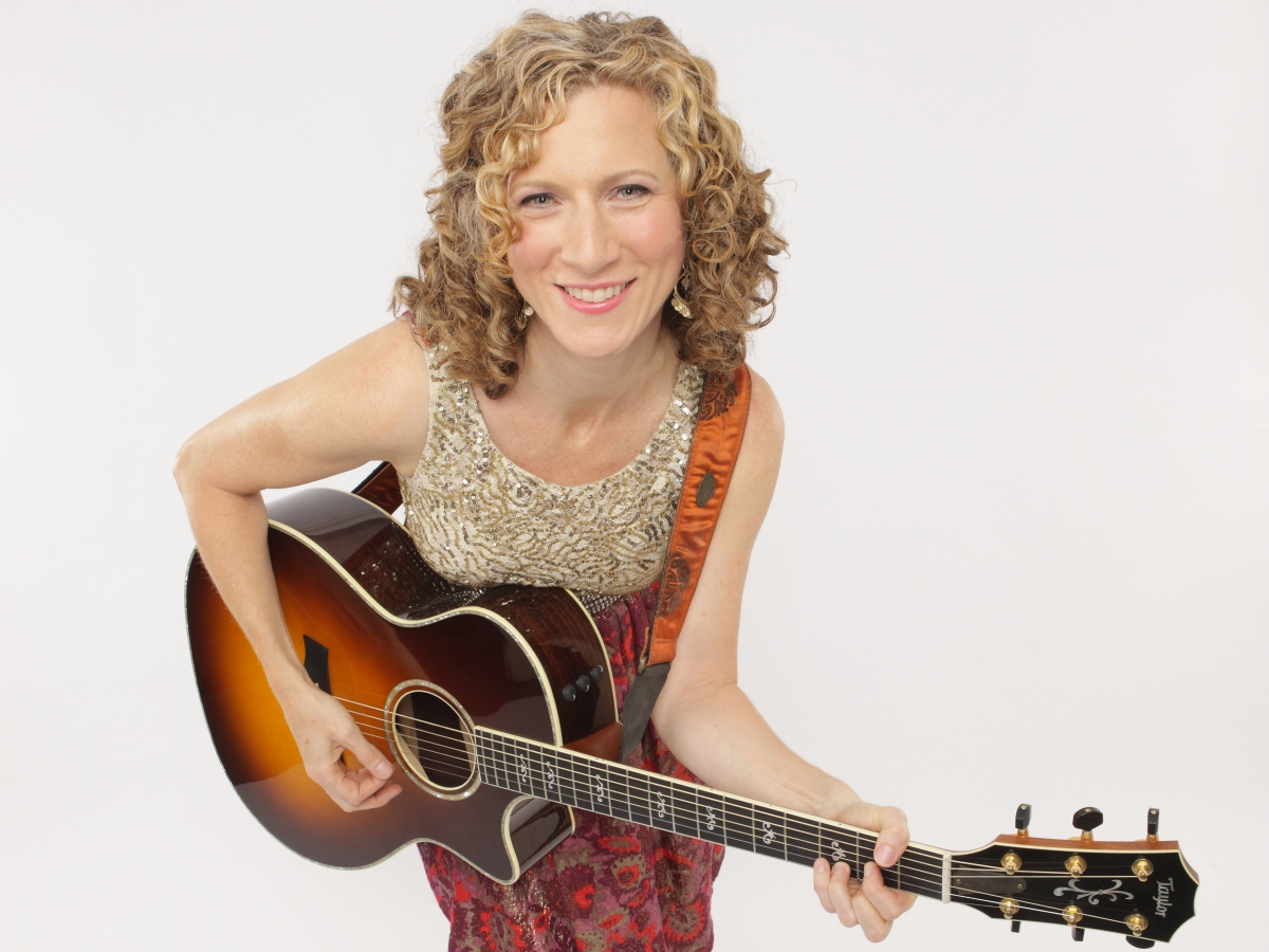 Laurie Berkner: The Kindie Rockstar Next Door